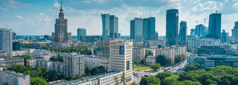 Ranking elektromobilnych miast 2019
